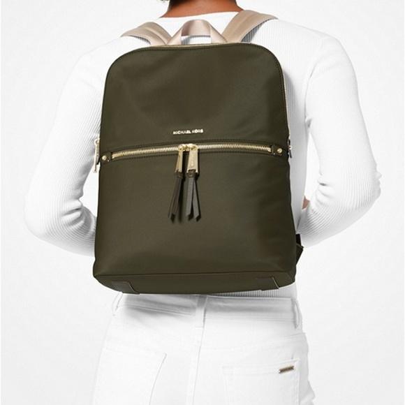 c0710ddde59e MICHAEL Michael Kors Bags   New Polly Medium Nylon   Poshmark